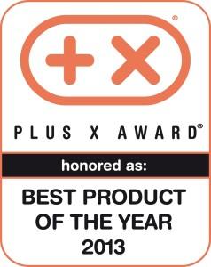 Industrie Award - ZAplus Beste product van het jaar 2013 (Meilleur produit de l'année 2013)