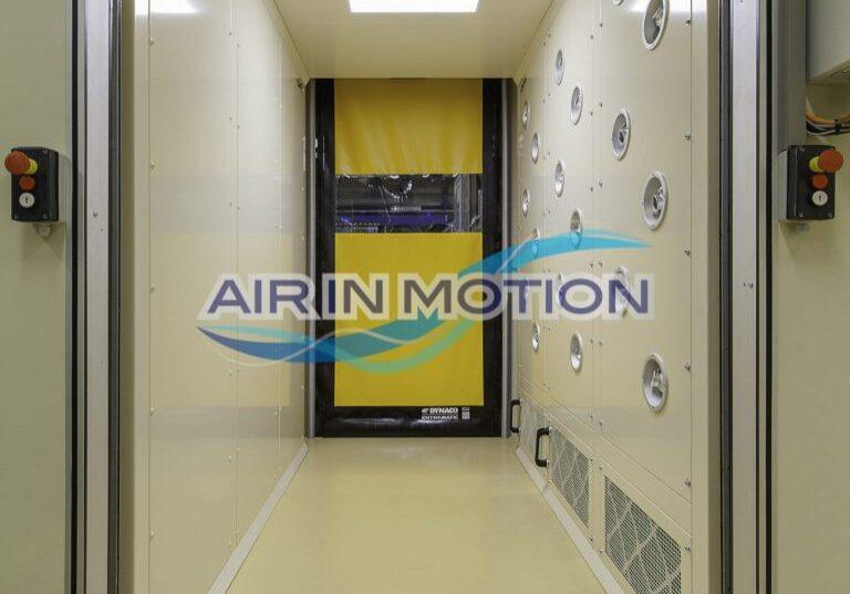AFIM Air Shower - Air Lock