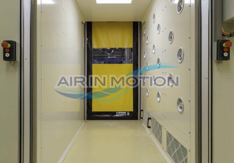 AFIM Luftschleuse - Luftdusche